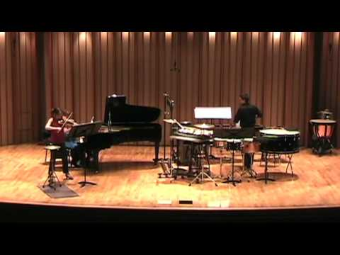 Alvin Curran: Schtyx Part 1 of 4