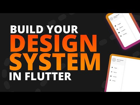 Build a Design System in Flutter   How to build a UI package