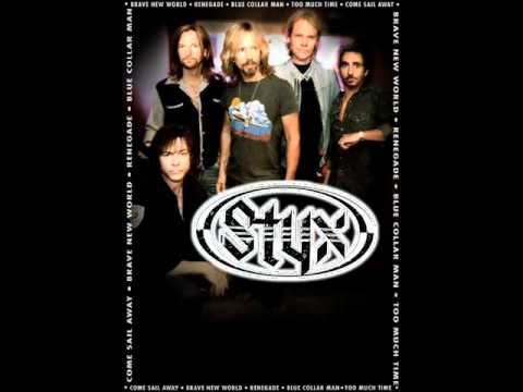 Styx - Come Sail Away Live
