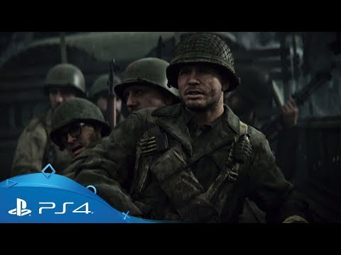 Call of Duty: WWII | Story Trailer | PS4