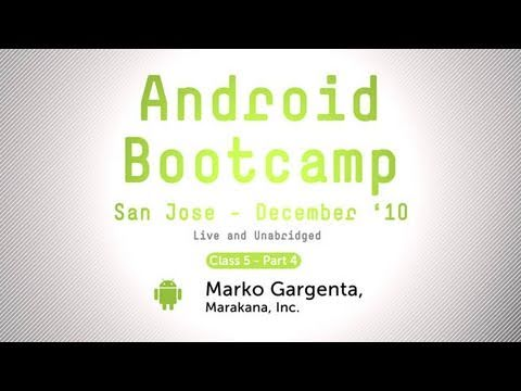 Tutorial: Android Application Development - Location Sensors