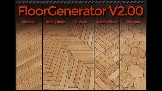 How to Install Floor Generator Modifier 3Ds Max