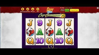 Cup Carnaval Game on Easy Slots