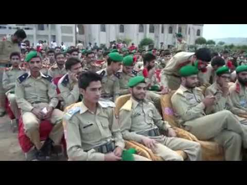 Passing Out CCCSS 2nd year 2016 Part 1/3