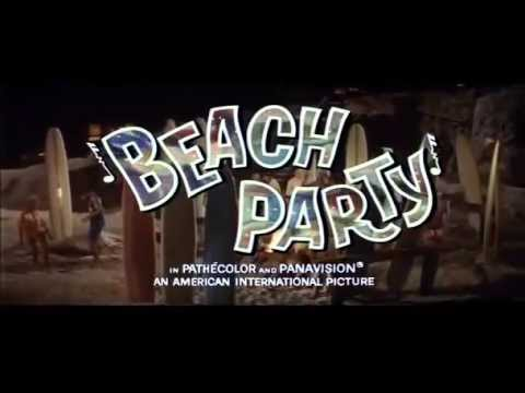 Beach Party (1963) Full online