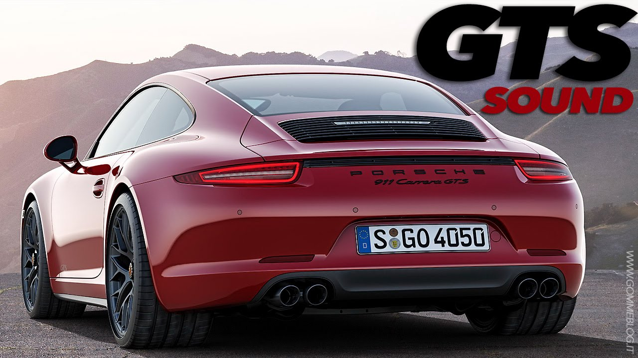 porsche 911 carrera gts | sound and acceleration | test - youtube