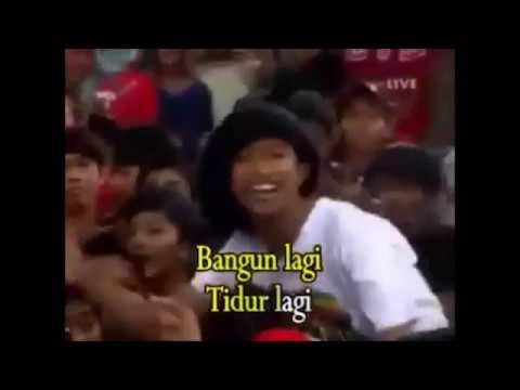 """Lagu Top Mbah Surip """"Bangun Tidur"""""""