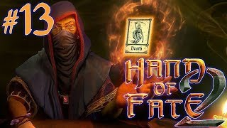RED CANDLE | Hand of Fate 2 | 13
