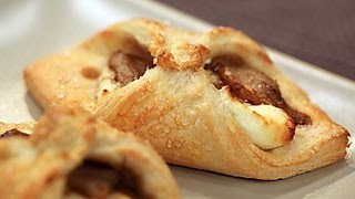 Duffs Sweet Spot: Danish with Goat Cheese and Pear Filling