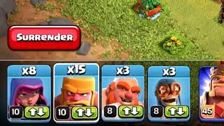 USING BUILDER BASE ATTACKS ON MAIN BASE | Clash Of Clans