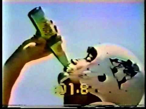 Archie Manning & Steve Grogan 1980 Mello Yello Commercial