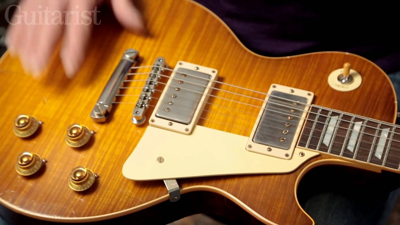 Gibson Les Paul True Historic : gibson true historic 1960 les paul murphy aged youtube ~ Vivirlamusica.com Haus und Dekorationen