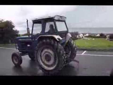 aberaeron tractor run 2013