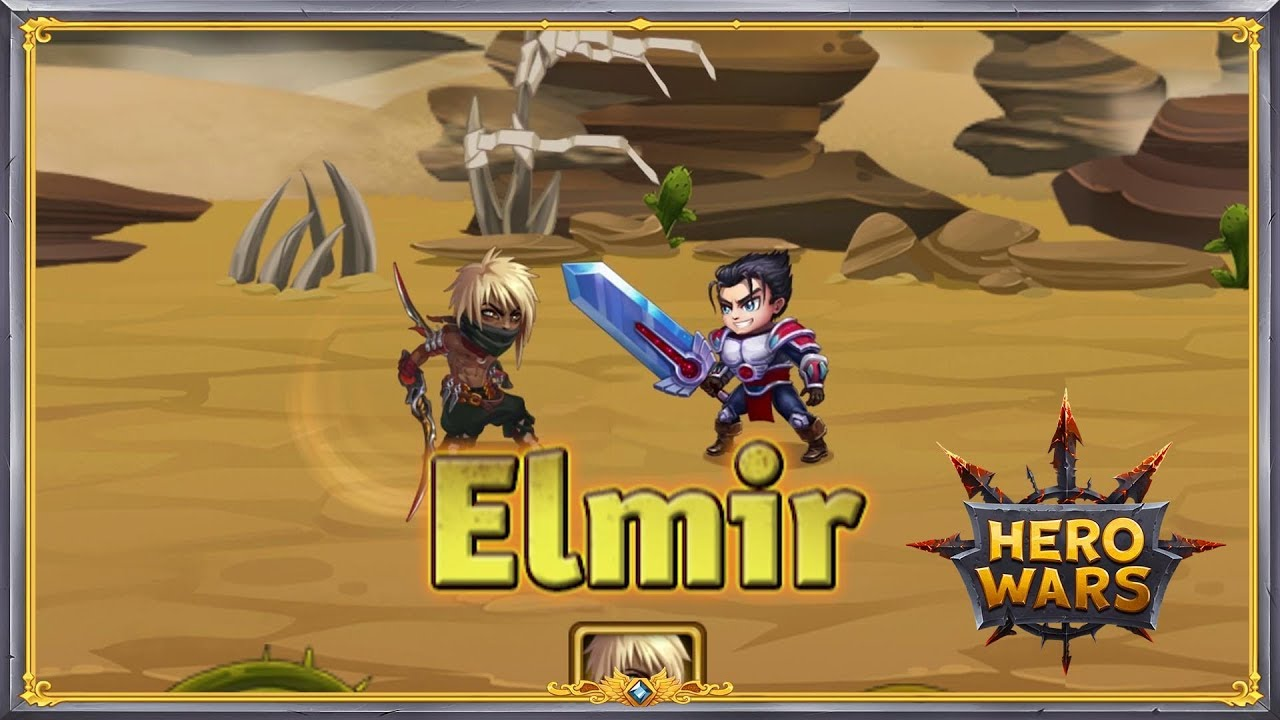 Hero Wars — Elmir