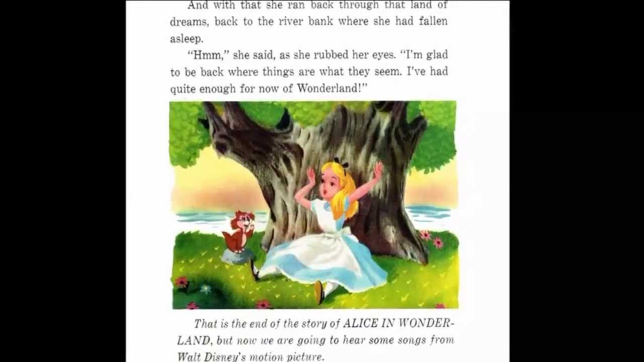 alice in wonderland stories pdf