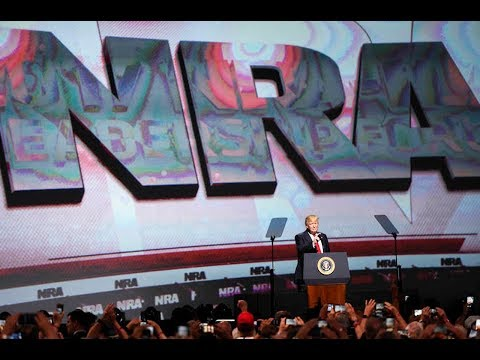 Who Has NRA Given Most Bribes?