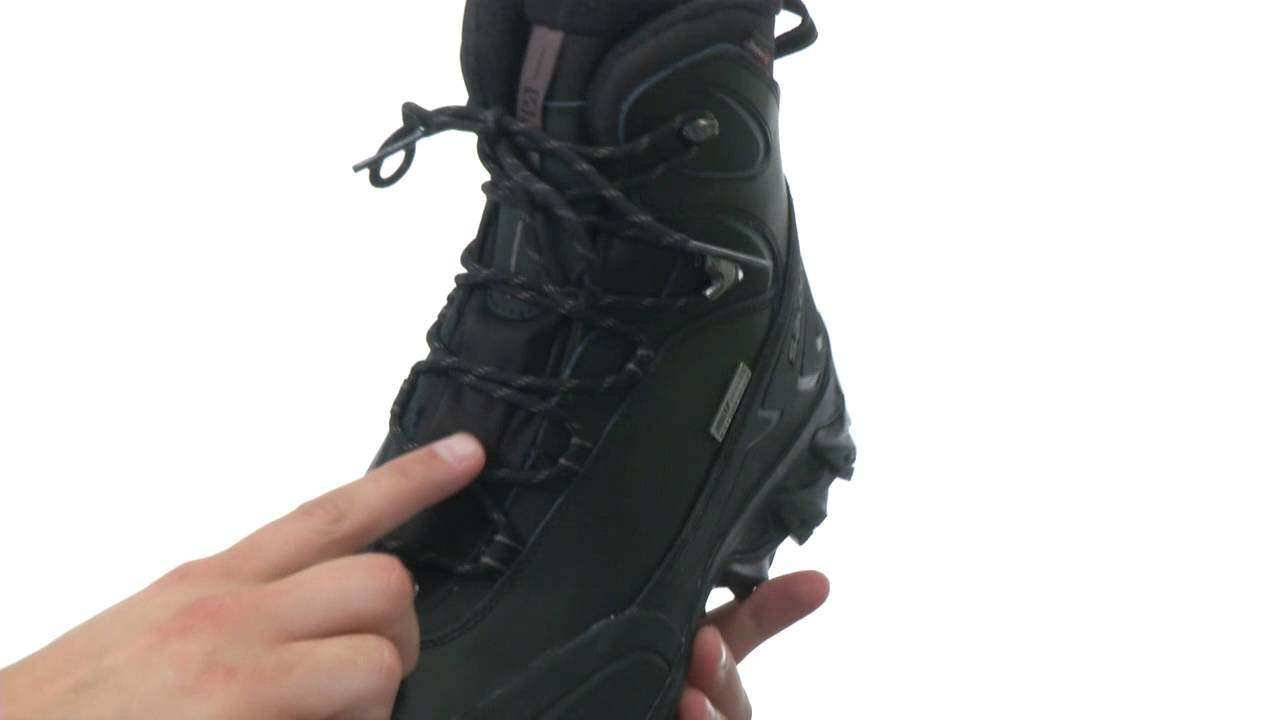 Salomon Toundra PRO CS WP SKU:8697377 YouTube