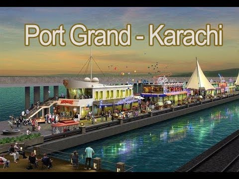 Karachi Port Grand - Pakistan Food Street