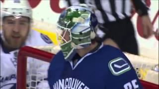 Canucks vs Lightning Highlights 1/9/16