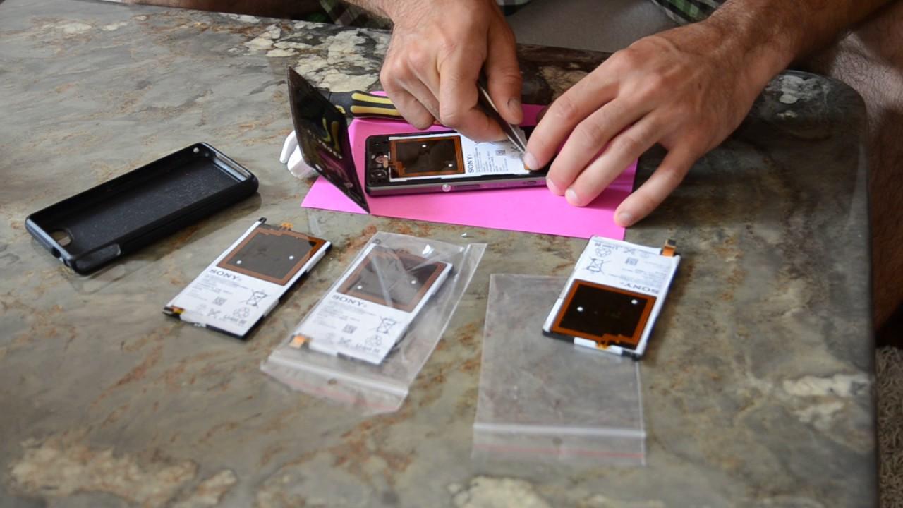 Battery For Sony Xperia Z1 Compact Mini D5503 Lis1529erpc Ebay