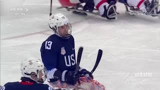 [北京2022]冬残奥会项目介绍——残奥冰球 体坛风云 - YouTube