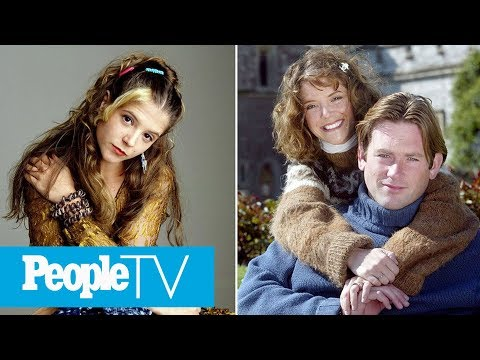 From Actress To Countess: 'My So-Called Life' Star A.J. Langer On Her Fairytale Story | PeopleTV