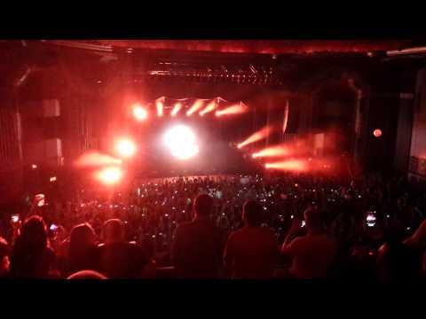 Zedd at Royal Oak Music Theatre Opening Show