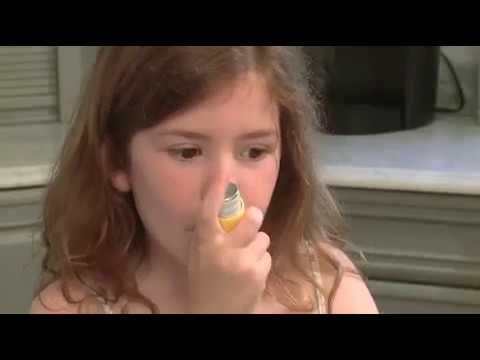 Anaphylaxis in Children Part 1