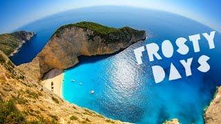 """Frosty Days - """"Zakynthos Island"""" Greece (Закинф-Закинтос)"""