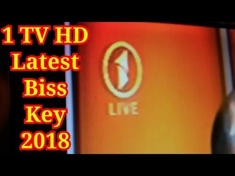 1 TV HD Latest Biss Key 2019