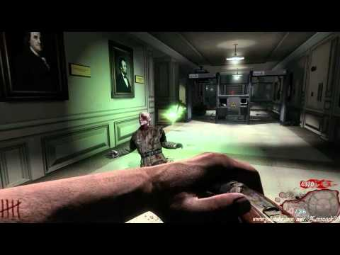 Let's Play Call Of Duty Black Ops German #02 [Zombie Modus - Five]2/2