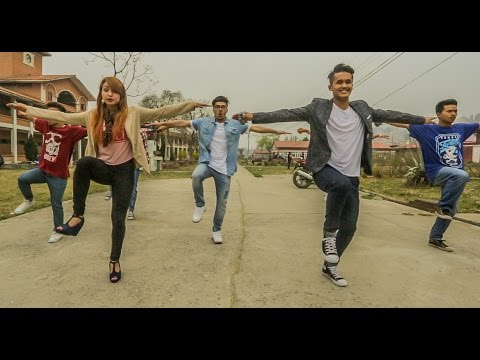 Cartoonz Crew | Funtastic Choreography | Almoda Rana Uprety | Beest Production