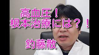 漢方エビデンスナビ・釣藤散について