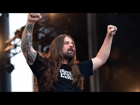 SEPULTURA's Andreas Kisser on 'Machine Messiah', Concept, Songwriting & Touring (2016)