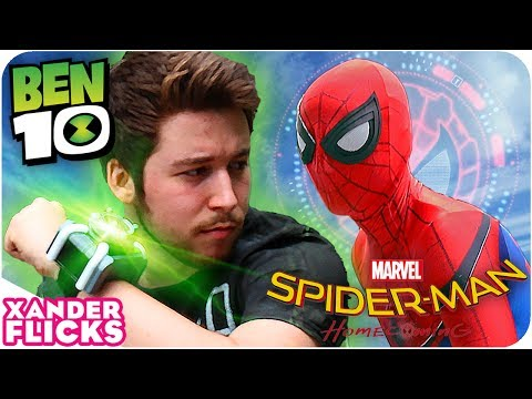 Ben 10 vs Spider-Man - XanderFlicks thumbnail