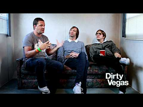 """Dirty Vegas - Behind The Scenes Of """"Electric Love"""""""