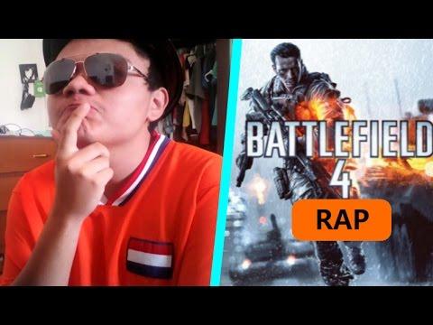 EL REGRESO DEL RAP MAS EPICO-BATTLEFIELD 4-VIDEO REACCION