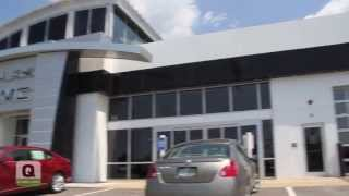 Quirk Buick GMC's New Service Center