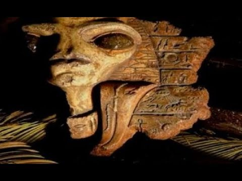 Alien artifacts from Ancient Egypt Found in Jerusalem and Kept Secret by Rockefeller Museum