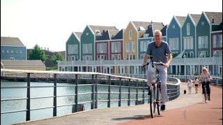 Houten in den Niederlanden: Wo das Fahrrad immer Vorfahrt hat
