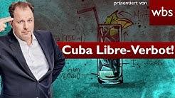🍸Cuba Libre-Verbot! Paypal setzt US-Embargo gegen Kuba durch | Rechtsanwalt Christian Solmecke