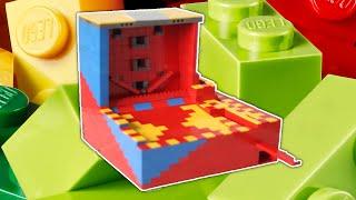 LEGO Skeeball Machine | Gobstoppers