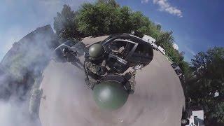 Counter-terror drill POV 360: Exclusive video shows elite Russian police unit in full swing