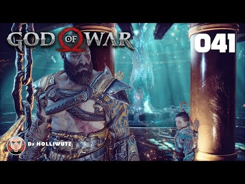 God of War #041 - Gelobt sei der König [PS4] Let's Play GOW