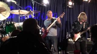 Andy Timmons   Iridum Jazz Club NYC Jan 2014