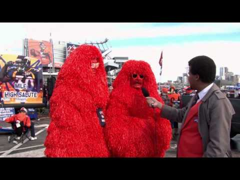 EXTRA CONTENT: Meeting the Mile High Monsters (Broncos vs. Raiders 12/13/15)