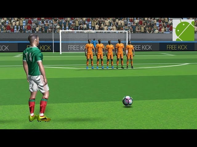 Flick Soccer Summer Cup 2017 - Android Gameplay HD