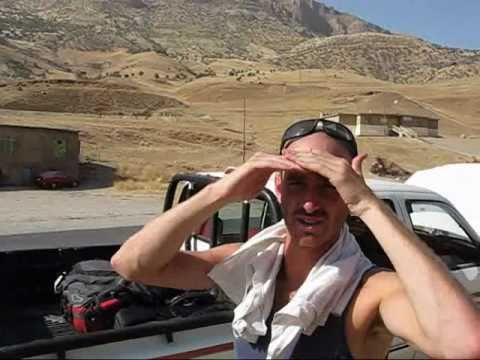 Backpacking in Iraq - Part 6: Hitchin' a Ride