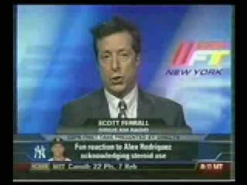 Scott Ferrall on Alex Rodriguez - ESPN  / First Take