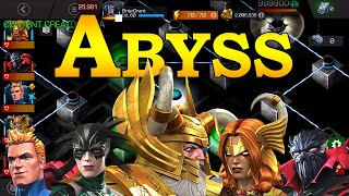 Full Abyss Run: Hela + Odin | Marvel Contest of Champions